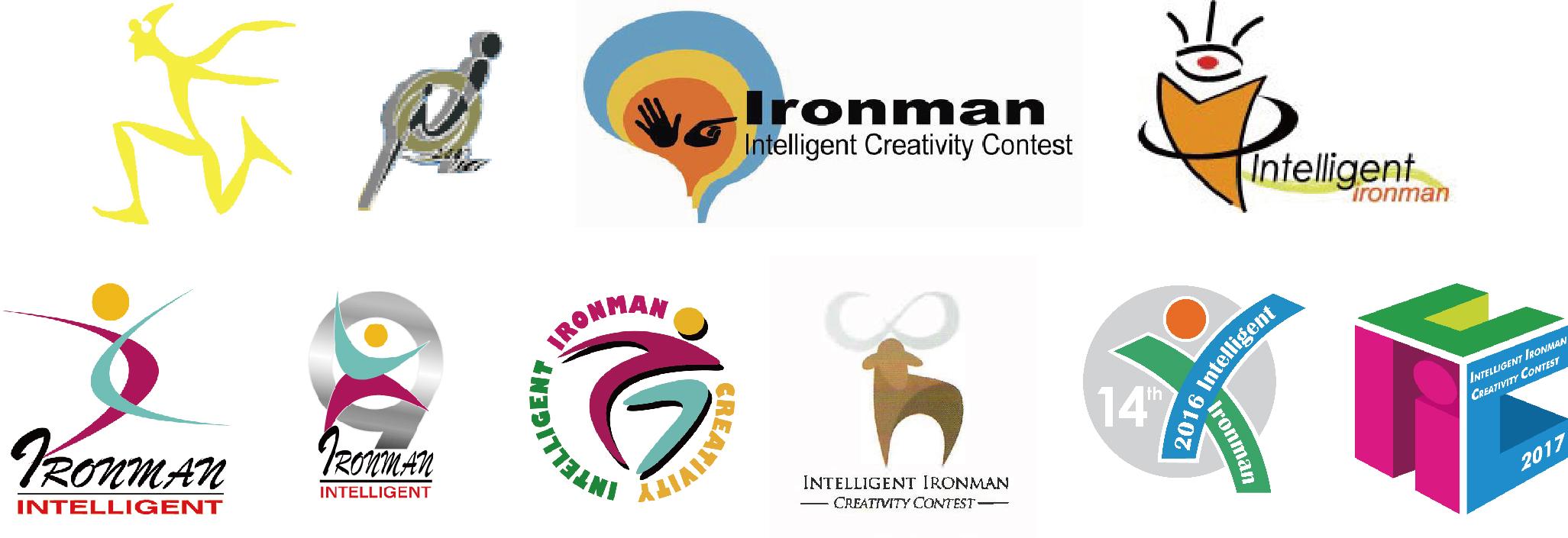 歷屆Logo 傳達智鐵競賽理念
